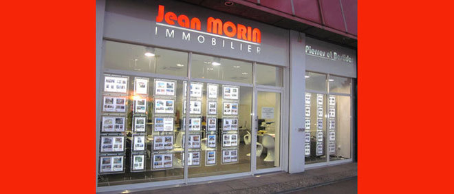CABINET IMMOBILIER JEAN MORIN, agence immobilière 26
