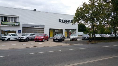 Liste des for Garage renault bretigny