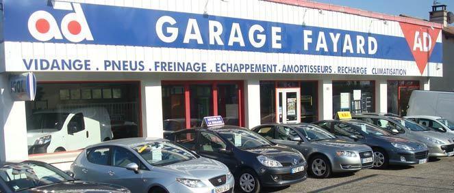 Garage fayard ad concessionnaire auto saint pal de mons 43 for Garage ad sainte foy de peyroliere
