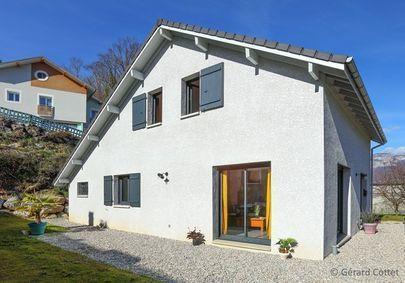 MAISONS ET CHALETS DES ALPES, constructeur immobilier 38