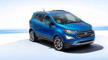Ford Ecosport ECOSPORT TDCI 100CV TITANIUM 2018 occasion Vitry-le-François 51300