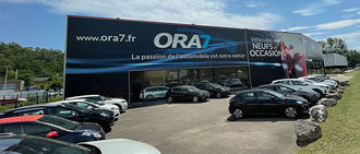 ORA 7 Serezin du Rhone, concessionnaire 69
