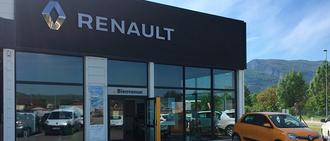 AUTOMOBILES SERVICES VINOIS, concessionnaire 38