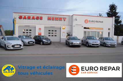 GARAGE HENRY EURO REPAR, concessionnaire 25