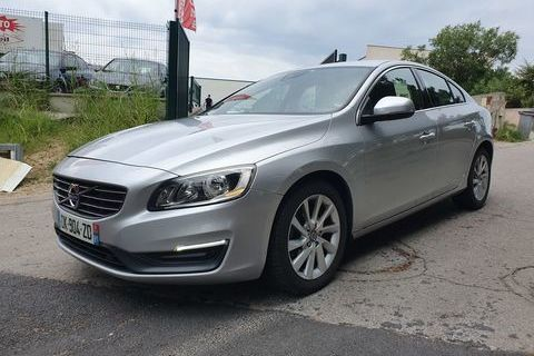 Volvo S60 D2 115 ch Stop&Start Momentum Powershift A 2014 occasion Fabrègues 34690