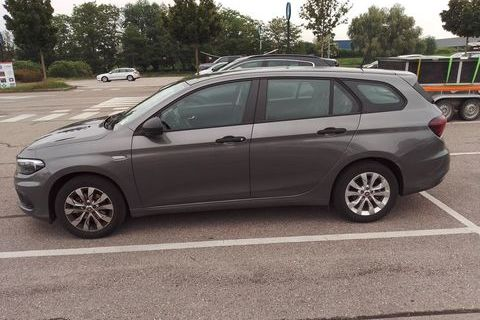 Fiat Tipo Station Wagon 1.4 95 ch Easy 2019 occasion Nancy 54000