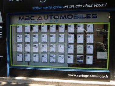 MBC Automobiles, concessionnaire 92