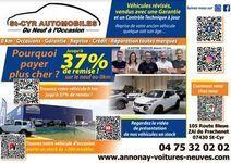 SAINT CYR AUTOMOBILES, concessionnaire 07