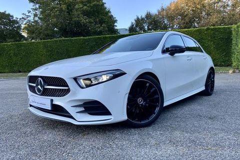 Mercedes Classe A 2018 occasion Neuville-sur-Saône 69250