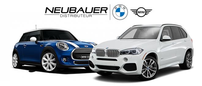 BMW NEUBAUER Montmartre, concessionnaire 75