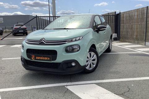 Citroën C3 BlueHDi 75 S&S Feel 2018 occasion Bruges 33520