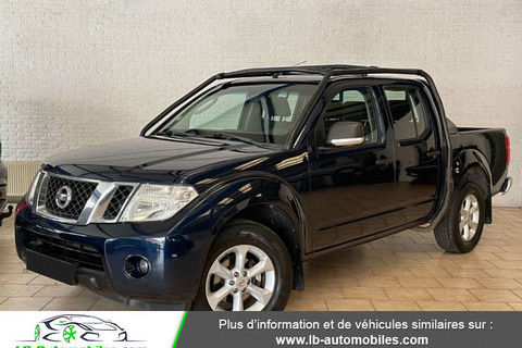 Nissan Navara 2.5 DCI 190 DOUBLE CABINE LB 2012 occasion Beaupuy 31850