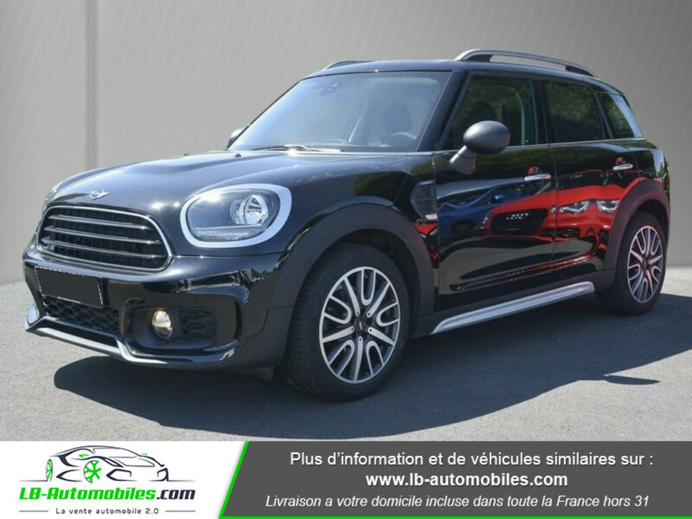 Countryman One 102ch 2017 occasion 31850 Beaupuy