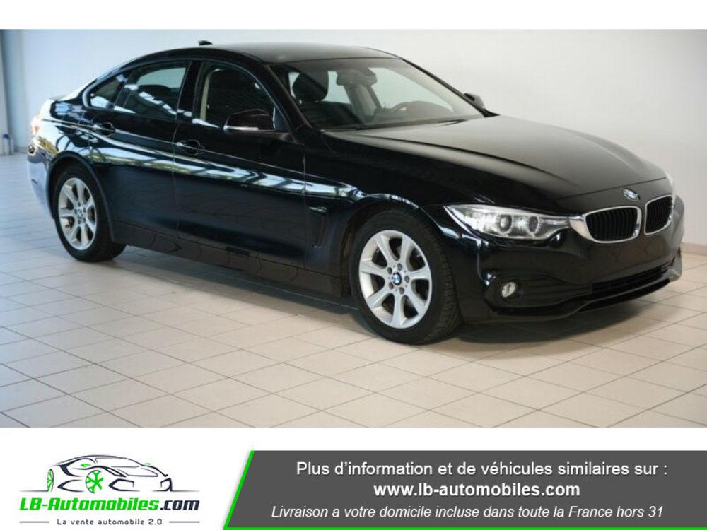 Série 4 420d 190ch F36 2013 occasion 31850 Beaupuy