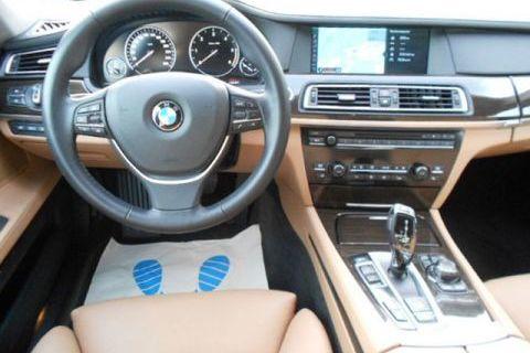 BMW Série 7 740 D xDrive 2012 occasion Beaupuy 31850