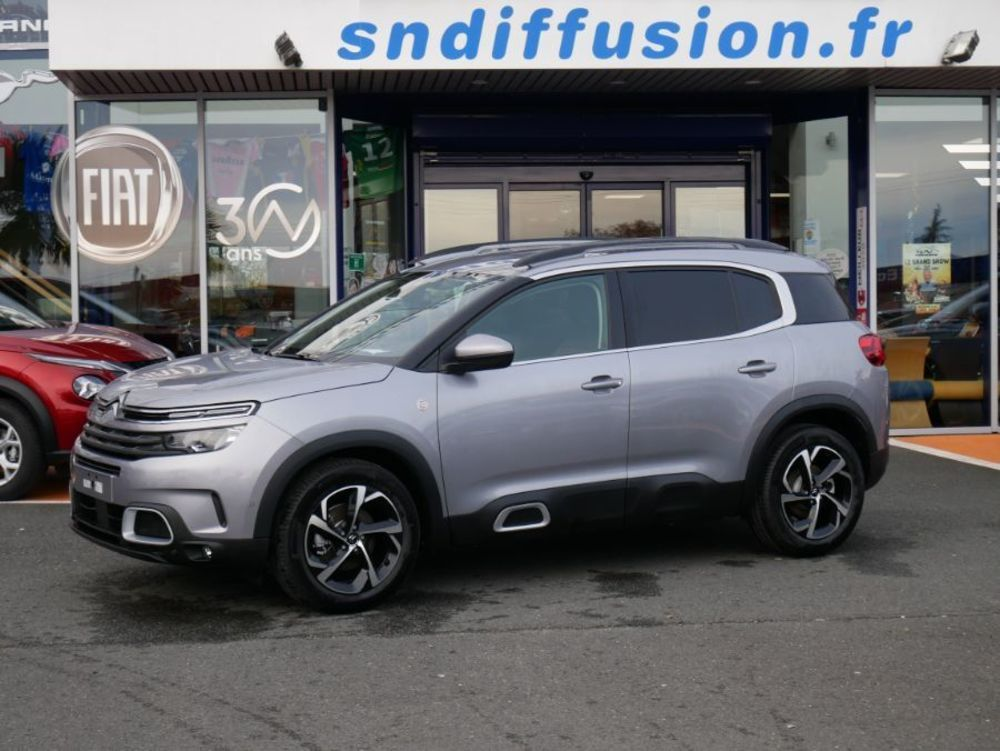 C5 aircross BlueHDi 130 BV6 C-SERIES GPS Caméra 2020 occasion 31400 Toulouse