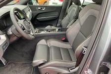 XC60 RECHARGE T6 340 AWD R-DESIGN GPS LED Toit Ouv Pano 2020 occasion 81710 Saïx