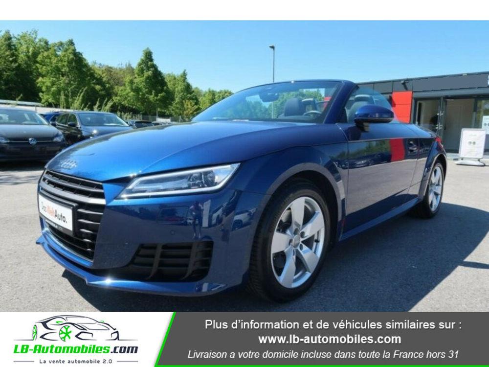 TT 1.8 TFSI 180 S tronic 7 2018 occasion 31850 Beaupuy