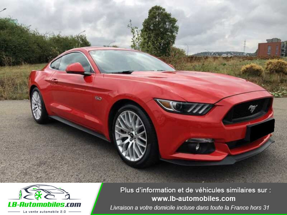 Mustang 5.0 V8 GT 2015 occasion 31850 Beaupuy