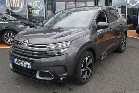 C5 aircross BlueHDi 130 EAT8 FEEL GPS Caméra Hayon Drive Assist 2020 occasion 31400 Toulouse