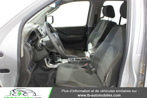 Navara 2.5 DCI 190 DOUBLE CABINE 2012 occasion 31850 Beaupuy