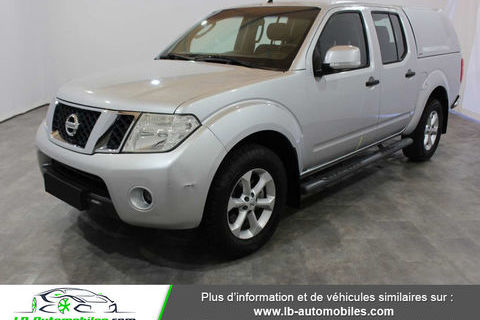 Nissan Navara 2.5 DCI 190 DOUBLE CABINE 2012 occasion Beaupuy 31850
