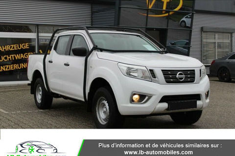Nissan Navara DOUBLE CABINE 163CH 2016 occasion Beaupuy 31850