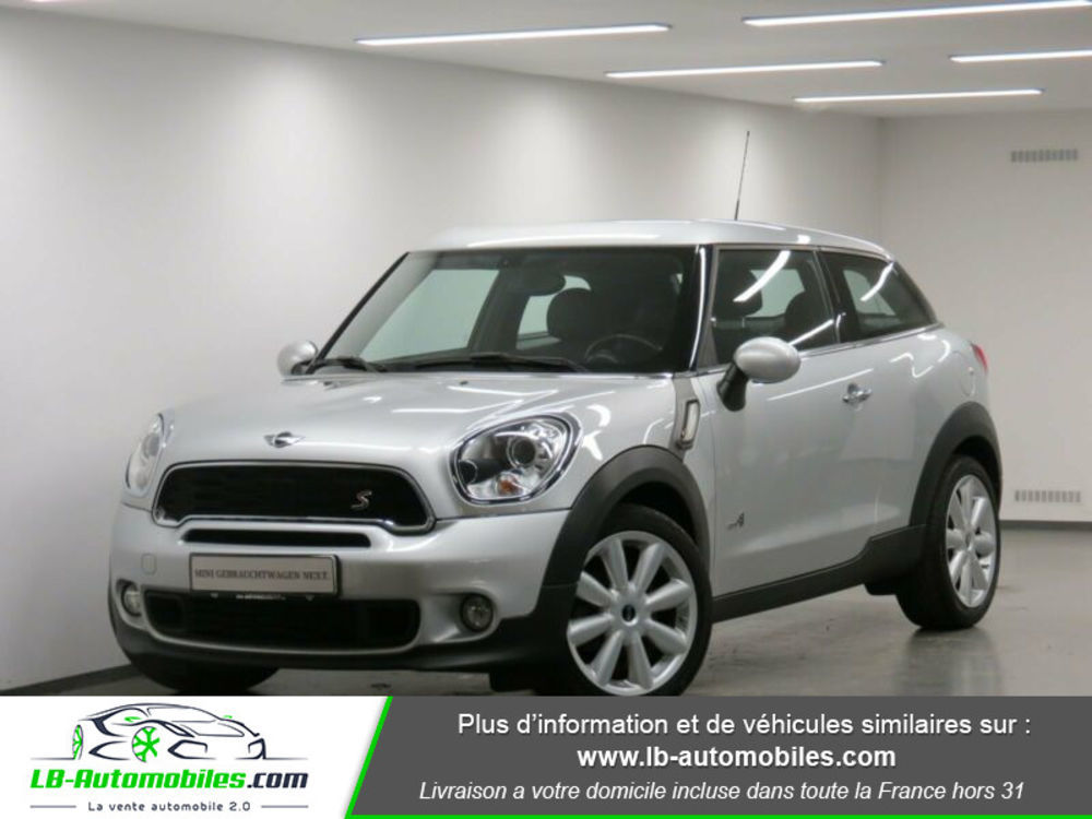 Paceman Cooper S 184 ch ALL4 2016 occasion 31850 Beaupuy