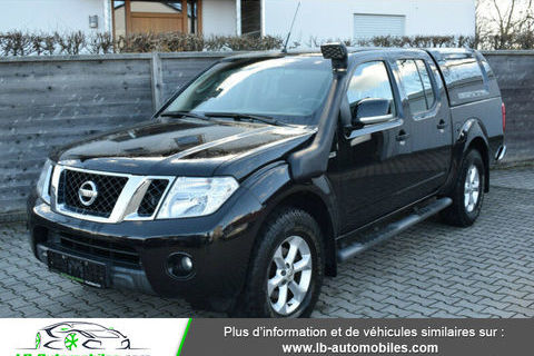 Nissan Navara 2.5 DCI 190 DOUBLE CABINE LB 2015 occasion Beaupuy 31850