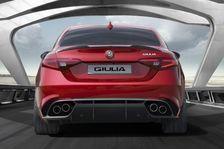 Giulia 2.2 JTDm 180 Super AT 2017 occasion 31850 Beaupuy