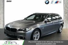 BMW Série 5 520d 190ch pack M 2017 occasion Beaupuy 31850