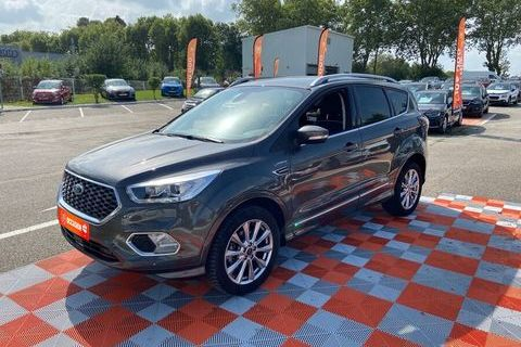 Ford Kuga 1.5 EcoBoost flexifuel 150 BV6 VIGNALE 2019 occasion Carcassonne 11000