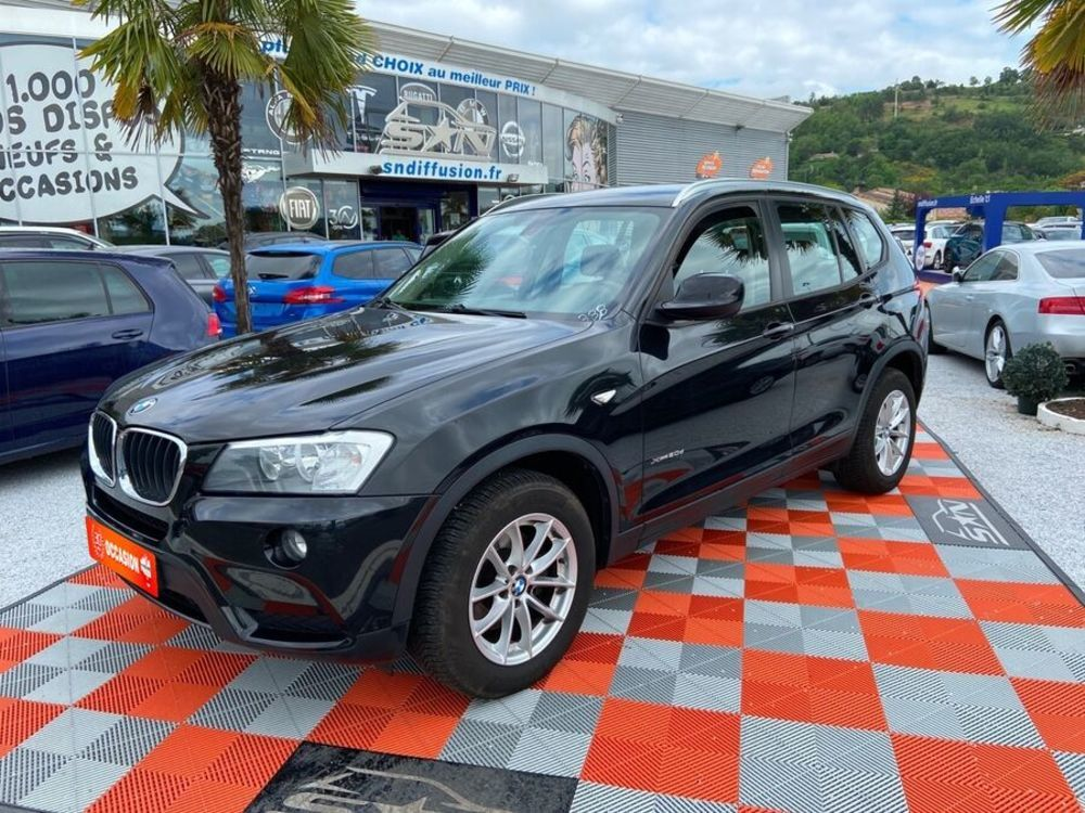 X3 2.0 I 184 D CONFORT XDRIVE 2012 occasion 81380 Lescure-d'Albigeois