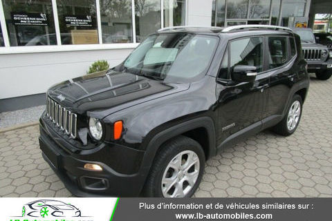 Jeep Renegade 2.0 Multijet S&S 140 4x4 Active Drive 2017 occasion Beaupuy 31850