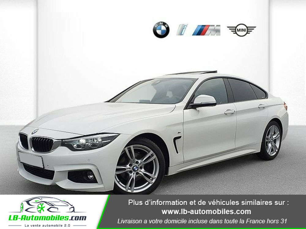 Série 4 420d 190ch F36 2017 occasion 31850 Beaupuy