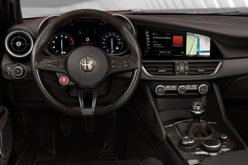 Giulia 2.2 JTDm 180 Super 2017 occasion 31850 Beaupuy