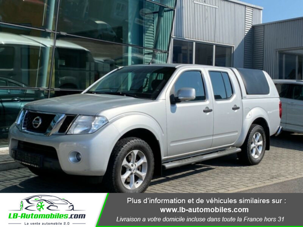 Navara 2.5 DCI 190 DOUBLE CABINE 2013 occasion 31850 Beaupuy