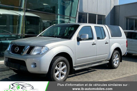 Nissan Navara 2.5 DCI 190 DOUBLE CABINE 2013 occasion Beaupuy 31850