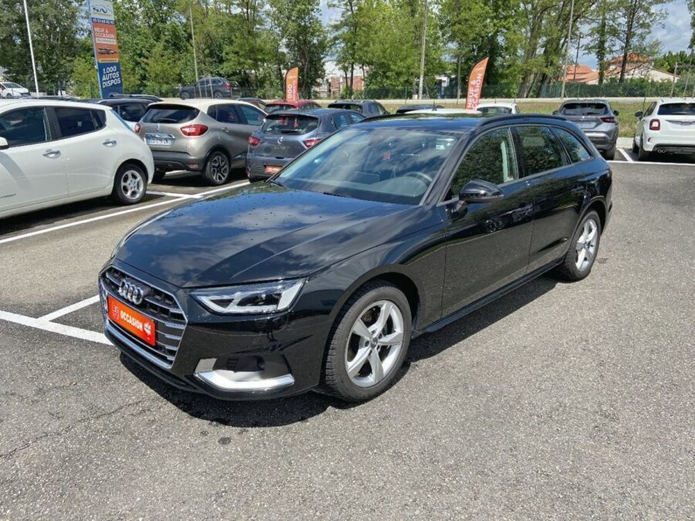 A4 V 35 TDI 163 STRONIC SPORT DESIGN GPS Pack Tour 2020 occasion 11000 Carcassonne
