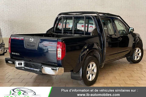 Navara 2.5 DCI 190 DOUBLE CABINE LB 2012 occasion 31850 Beaupuy