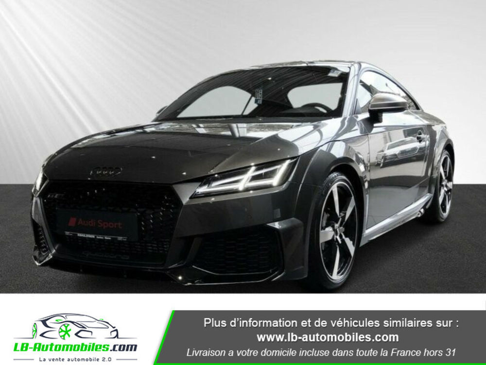 TT 2.5 TFSI 400 S tronic 7 Quattro 2019 occasion 31850 Beaupuy