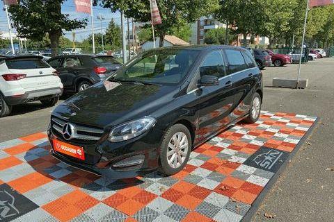 Mercedes Classe B 180 CDI 7G-DCT INSPIRATION 2017 occasion Montauban 82000