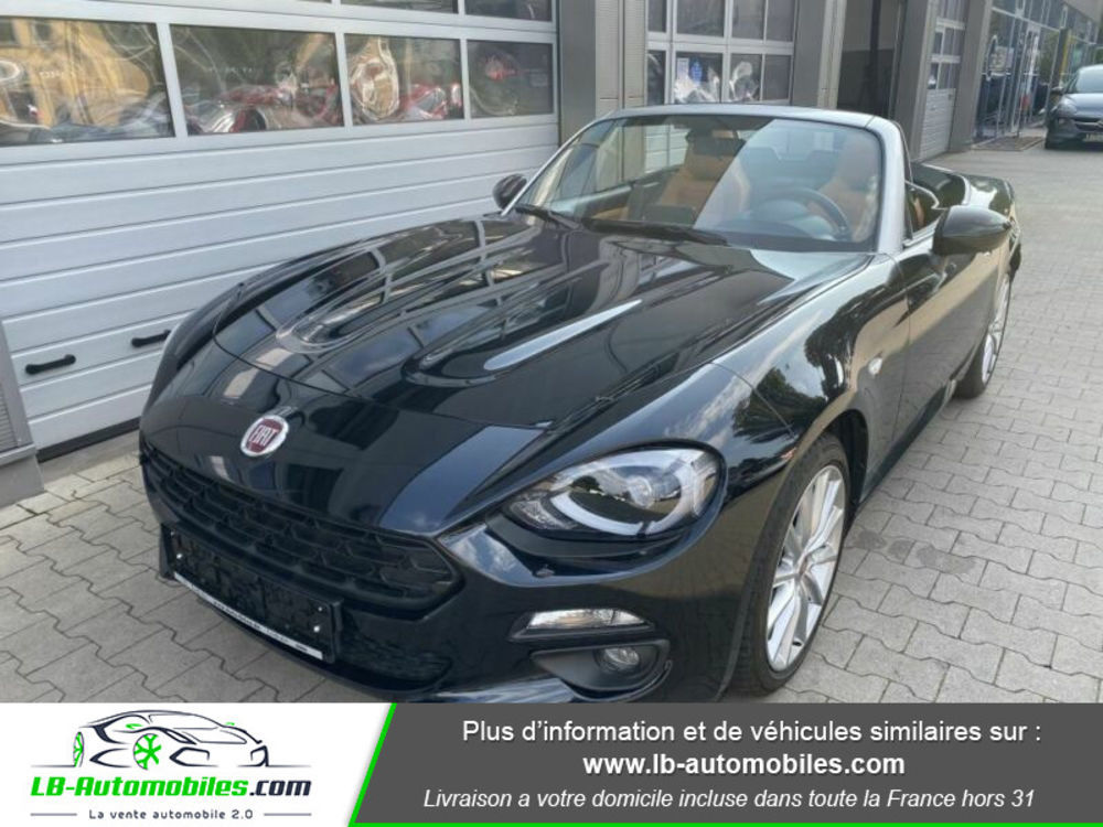 124 spider 1.4 MultiAir 140ch 2018 occasion 31850 Beaupuy