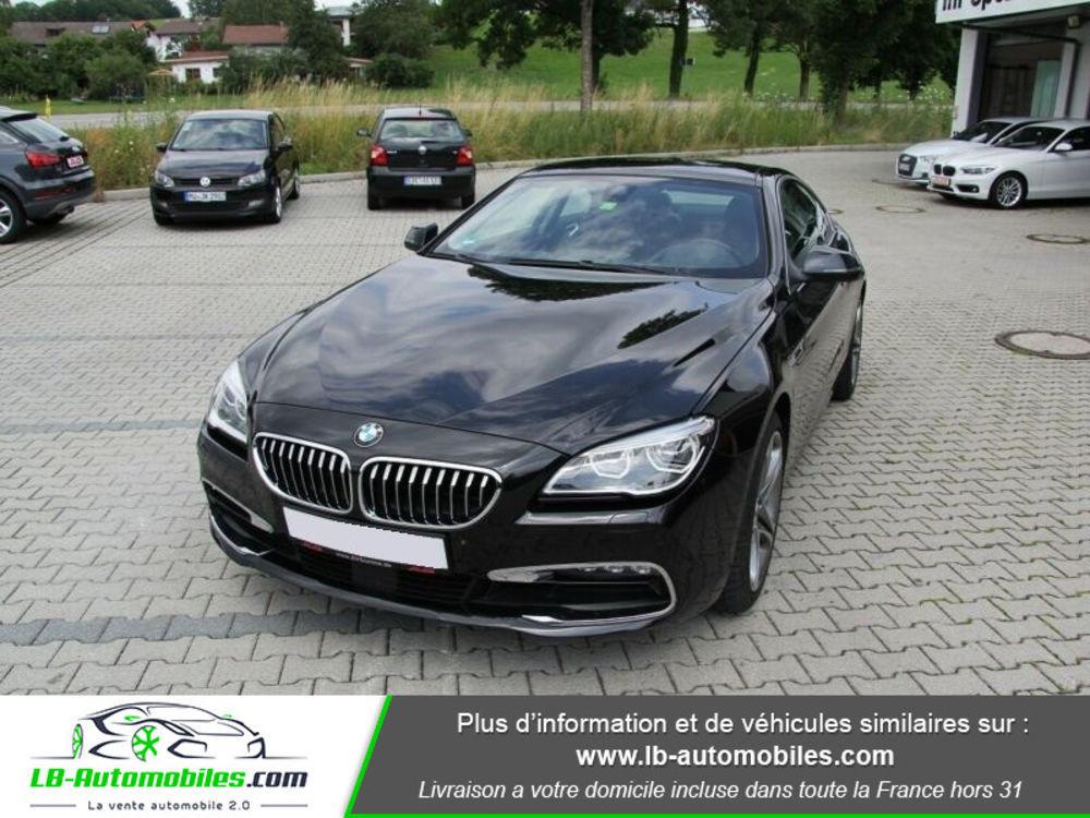Série 6 640d 313ch F13 / XDrive 2016 occasion 31850 Beaupuy