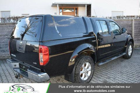 Navara 2.5 DCI 190 DOUBLE CABINE LB 2015 occasion 31850 Beaupuy
