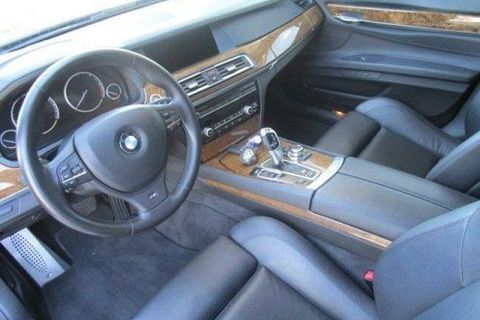 BMW Série 7 730 D 2012 occasion Beaupuy 31850