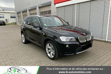 BMW X3 xDrive 30d 258 ch 2013 occasion Beaupuy 31850