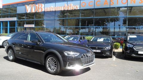 Audi A4 45 TDI 231 QUATTRO SPORT LED GPS Attelage 2020 occasion Toulouse 31400