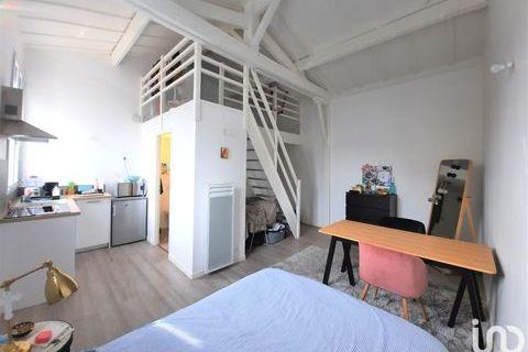 Location Appartement 1 pièce 465 La Roche-sur-Yon (85000)