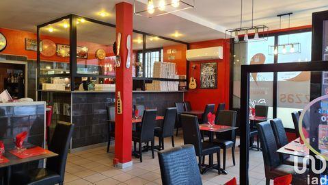 Vente Pizzeria 95 m² 162000 38100 Grenoble